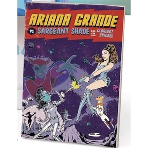 Ariana Grande Comic Book